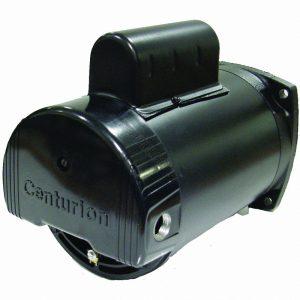1.5HP 115/230V 56J THRD ODP MOTOR (AOS-60-2726)