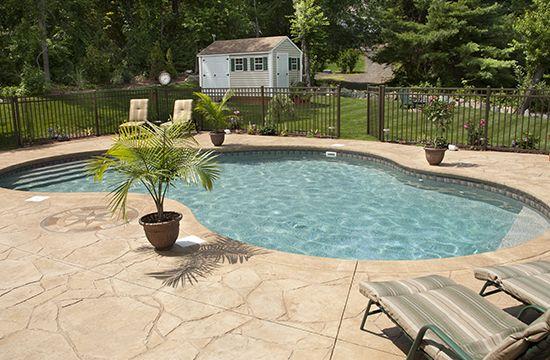 Concrete Pool Decking Maintenance