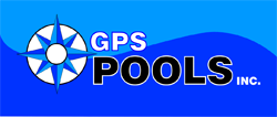 GPS Pools of Lutz and Land O Lakes Logo