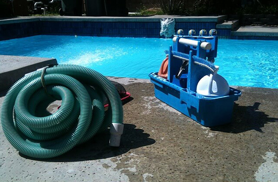 Pool Cleaning and Maintenance by GPS Pools