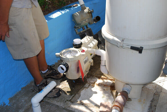 Pool Equipment Repair and Installation by GPS Pools